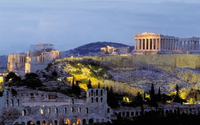 Athens & Greek highlights