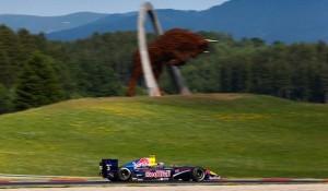 F1 Red Bull Foto