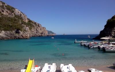 Korfu die grüne Insel / Bus-Schiffsreise
