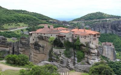 Klassisches Griechenland & die «Meteora – Klöster»