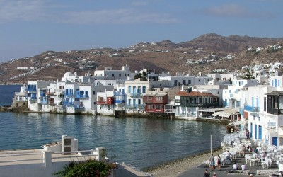 Cyclades & more….