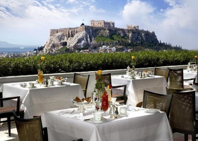 Athens the premium class City Break Destination 2020/21