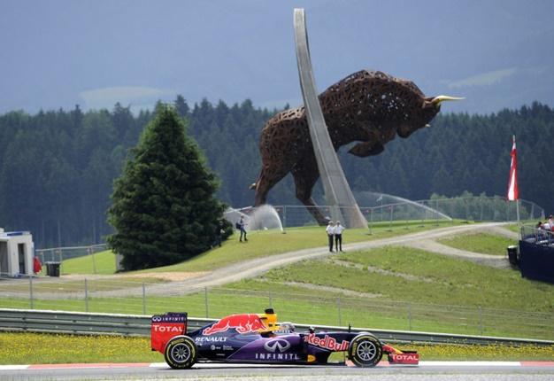 F1 SPIELBERG / AUSTRIA  04.07.2021