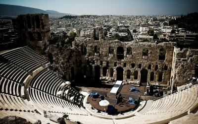 Klassische Höhepunkte Griechenlands / mit dem eigenen Bus