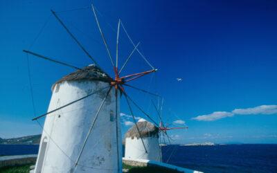 Die  Inselwelt der «Kykladen» Entdecken, Erleben, Genießen