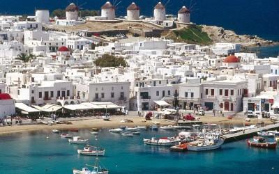 Griechenland «Inselhüpfen Kykladen»  /  Bus-Schiffsreise