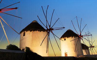 Athen-Santorini-Kreta 2020