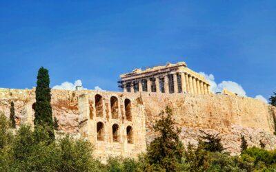 ATHEN «das klassische Städtereiseziel Europas»